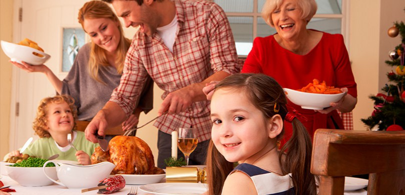 Sua família merece    muito mais sabor! Faça das refeições em família um momento gostoso e especial